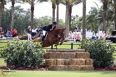Kodachrome and Russell Frey Win $50k USHJA International Hunter Derby to Conclude WEF