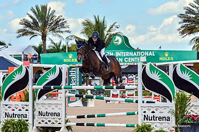 Victoria Colvin and Austria 2 Win PonyUp Horse Treats $30k Grand Prix at ESP Spring III