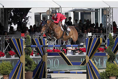 Hermès US Show Jumping Team Ties for Second Place at CSIO5* Rome