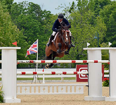 Minikus and Quality Girl Win Two $35,000 Classes at Kentucky Spring Classic