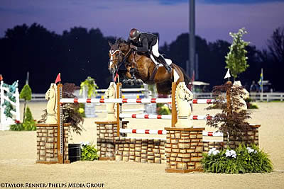 Three-Peat for Minikus and Quality Girl with $130k Mary Rena Murphy Grand Prix CSI3* Win