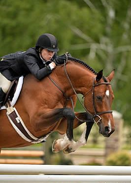 Holly Orlando and William Hill Capture Grand Hunter Championship at Old Salem Farm