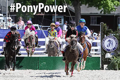 WIHS Shetland Pony Steeplechase Championship Series Announces 2016 Dates