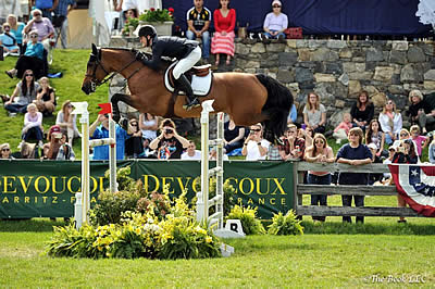 McLain Ward and Tina la Boheme Win $130k Empire State CSI3* Grand Prix at Old Salem Farm