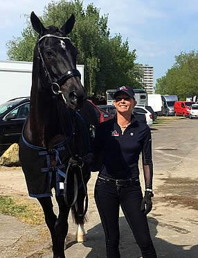 Katherine Bateson-Chandler Continues Successful European Tour in United Kingdom