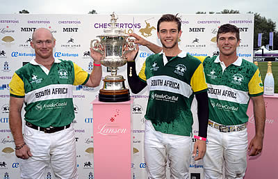 AwakeConBal Team South Africa Reigns Supreme in the City AM International Match