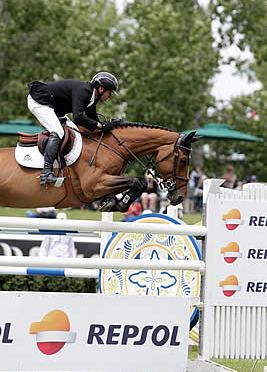Repsol Cup Victory Goes to Eric Lamaze at Spruce Meadows 'Continental'