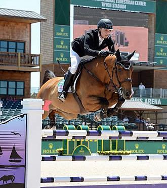 Wordley Goes Two for Two with Win in $130k 1.50m Suncast Welcome CSI 5* aboard Casper