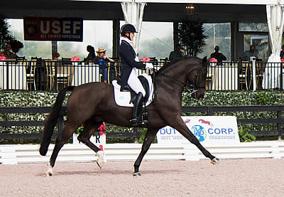 Katherine Bateson-Chandler Named to US Dressage Team to Compete in CHIO Aachen Nations Cup