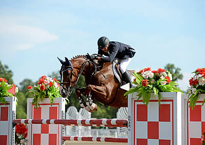 Harold Chopping Conquers the Field in the $25,000 Brook Ledge Grand Prix at HITS Culpeper III