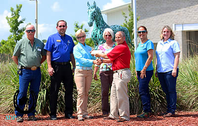Florida RV Trade Association Regional Chapter Donates $15,000 to Jacksonville Equestrian Center