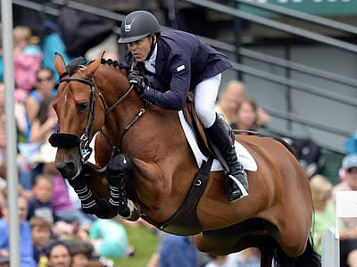 Kent Farrington and Gazelle Capture $500,000 ATCO Queen Elizabeth II Cup at Spruce Meadows