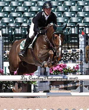 Richie Moloney and Slieveanorra Win $35,000 1.50m Suncast Classic at Tryon