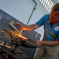 Jim Blurton, Rio 2016 Olympic Games Lead Farrier (image: FEI/Arnd Bronkhorst)