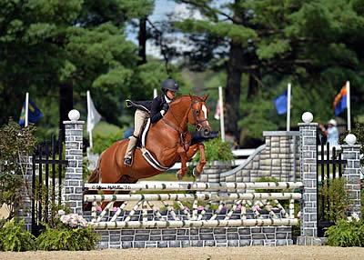 Storyteller Named Grand Champion at 2016 US Hunter Pony Championship