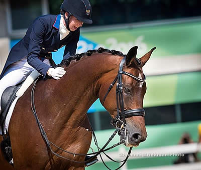 Live from Rio with Will Connell: Transport Woes, Dressage PBs, and Jumping