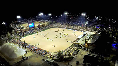 Tryon Equestrian Partners Announce Pursuit of 2018 FEI World Equestrian Games
