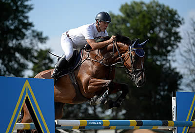 Manuel Torres and Christofolini H Take the Blue in the $25,000 Brook Ledge Grand Prix