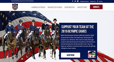 Complete Guide to 2016 Olympic Games Now Offered on USET Foundation Website
