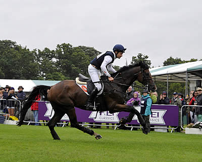 Burton Rules Supreme at Burghley