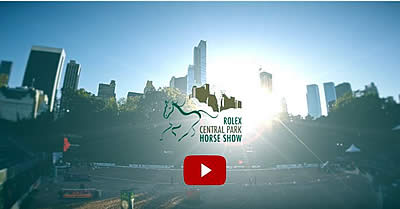 Re-Live the Rolex Central Park Horse Show with a Two Minute Film