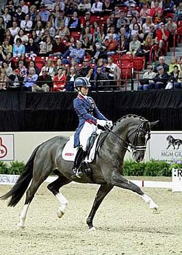 Charlotte Dujardin and Valegro to Perform at Rolex Central Park Horse Show