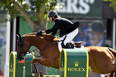 Eric Lamaze Enjoys Homecoming at Spruce Meadows 'Masters'