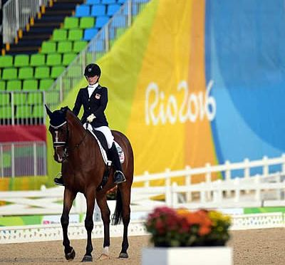 US Equestrian Team Continues Competition with Team and Individual Tests at Paralympic Games