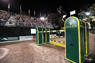 Jimmy Torano and Day Dream Win $216k US Open FEI Grand Prix CSI 3* in Central Park