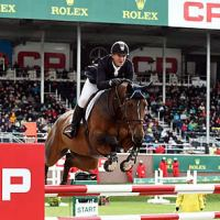 McLain Ward and HH Azur
