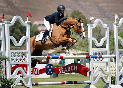Peyton Warren Secures 2016 USEF Show Jumping Talent Search Finals – West Title