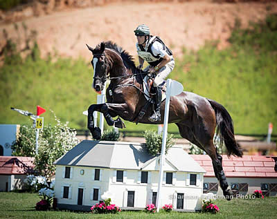 Leaderboard Shakes Up after Cross-Country in Advanced Gold Cup Finals Division