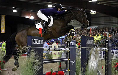 Audrey Coulter and Capital Colnardo Clinch First Major Win in Sacramento