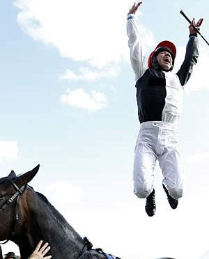 Victoria Pendleton Will Star alongside Frankie Dettori in Jump vs Flat Jockey Clash at Olympia