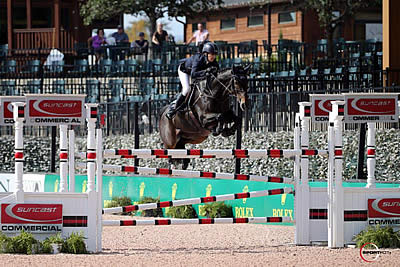 Laura Kraut and Nouvelle Capture $130,000 1.50m Suncast Welcome CSI 5*