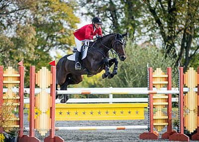 Little and Brannigan Win USEF National Championship Titles at Fair Hill International