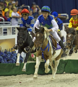Star-Studded Lineup Brings High Octane Fun to Washington International Horse Show