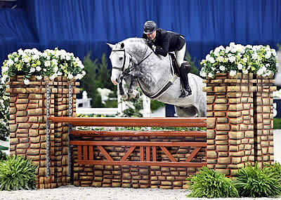 Catch Me and Scott Stewart Sweep WIHS Grand Hunter Championship and Leading Rider Titles