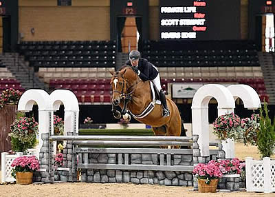 Scott Stewart and John French Claim Major Championships at Capital Challenge Horse Show