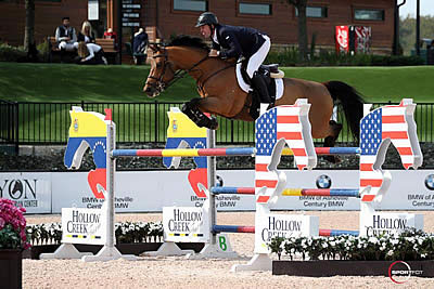 Hardin Towell and New York Best $35,000 1.50m Suncast Welcome CSI 3*