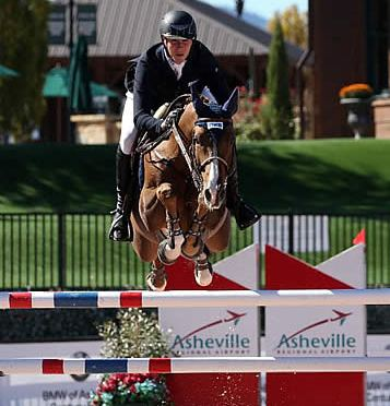 David Will and Cento Du Rouet Win $35k Horseware Ireland 1.45m Opener CSI 3* at Tryon