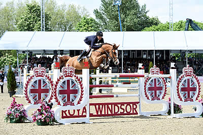 Tickets on Sale for 5* Royal Windsor Horse Show