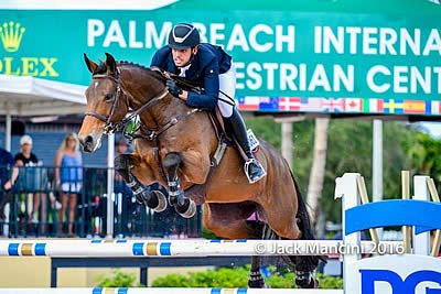 Emanuel Andrade and Wicked Race to Win in $10,000 Open Stake at PBIEC