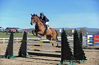 Phillip Dutton Wins Inaugural CIC2* at Virginia Horse Trials
