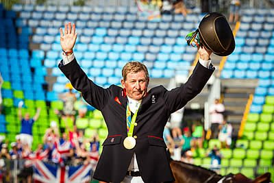 Equestrian Olympic and Paralympic Medallists to Parade at Olympia