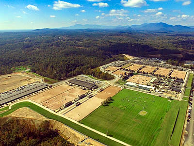 Tryon International Equestrian Center Selected to Host FEI World Equestrian Games 2018