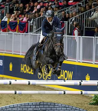 David Will Scores Back-to-Back Victories at Royal Horse Show