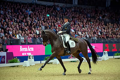 Hester Wins and Valegro Bows Out on a Night to Remember at Olympia