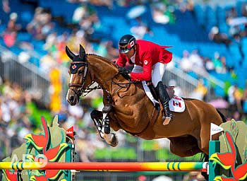 Eric Lamaze Reflects on Career Year