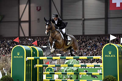 Eric Lamaze Triumphs in the Rolex IJRC Top 10 Final at CHI Geneva